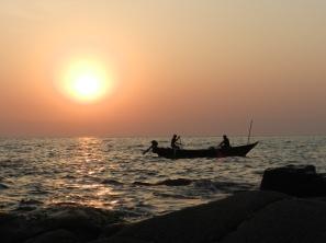Fischer in Goa